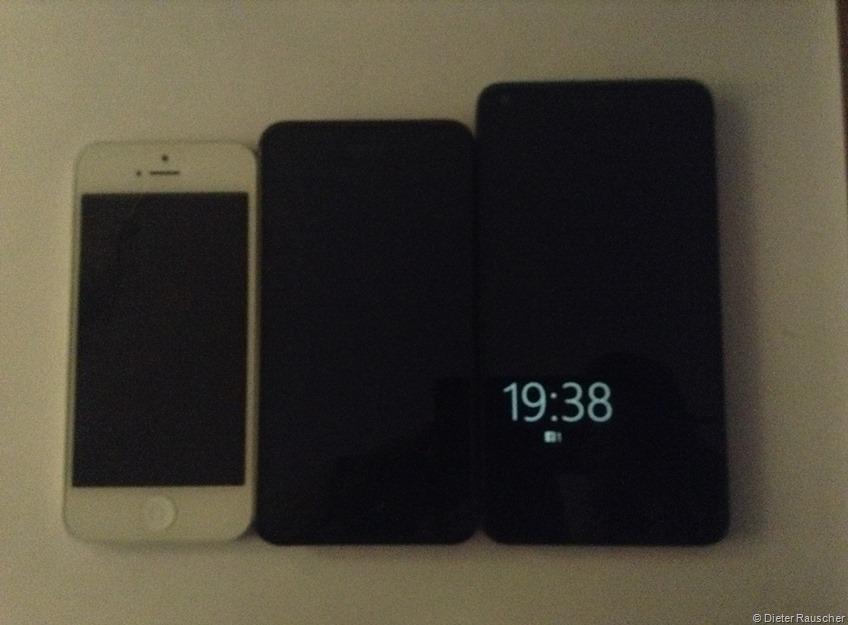 Größenvergleich